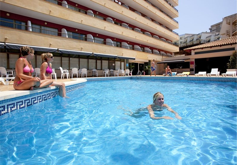 Lively Magaluf (Formerly Don Paco Hotel)