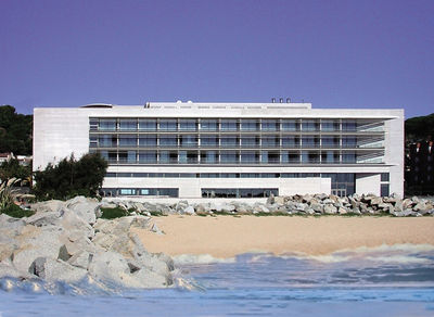Hotel Colon Thalasso Termal (Placa de les Barques)