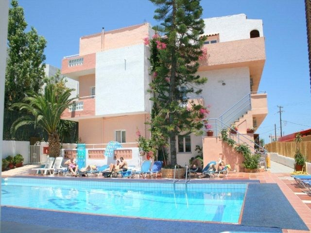 Kastro Apartments Malia