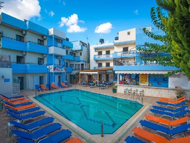 Sunshine Apartments (Malia)