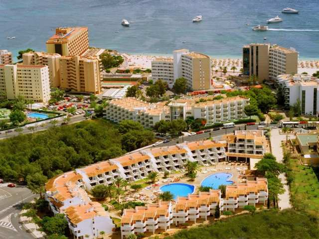 Playas Cas Saboners Apartments