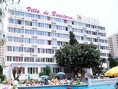 Hotel Magic Villa De Benidorm