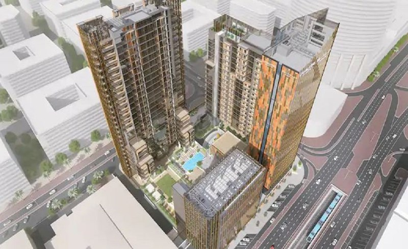 Doubletree By Hilton Dubai M Square Hotel and Residences