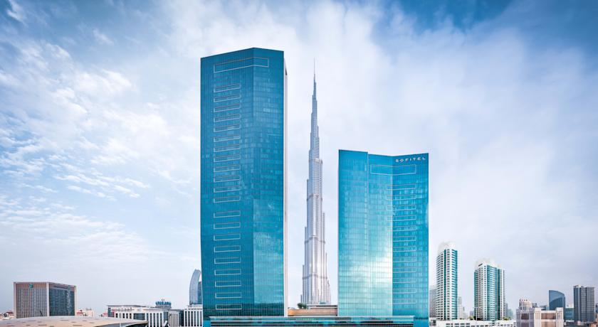 Sofitel Dubai Downtown *