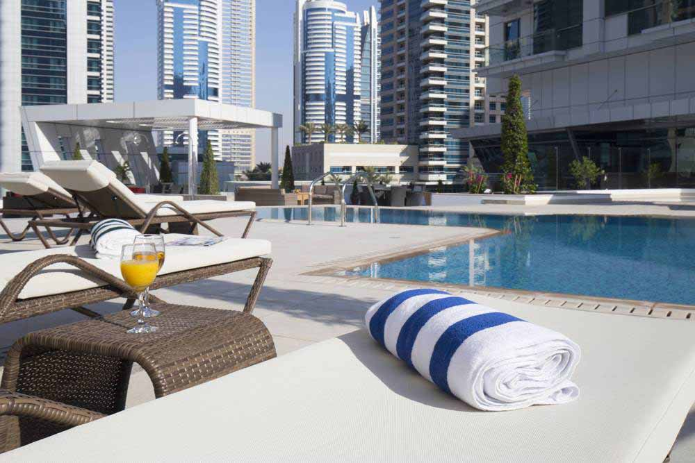 La Verda Dubai Marina Suites and Villas