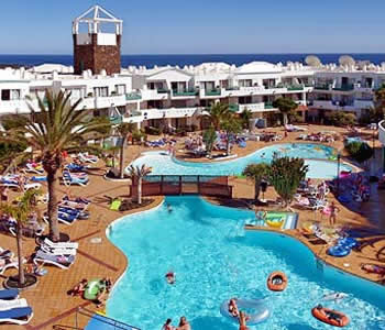 The Luabay Lanzarote Beach Hotel Is Located Next To Fabulous Playa De Las Cucharas In Town Of Costa Teguise On Island Paradise