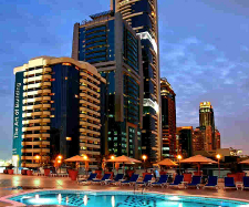 Towers Rotana - Sheikh Zayed Road